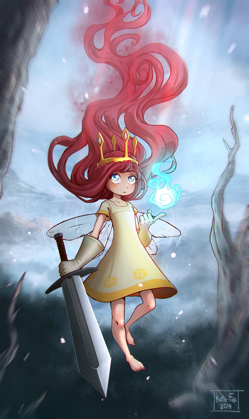 Child of Light by Kate-FoX