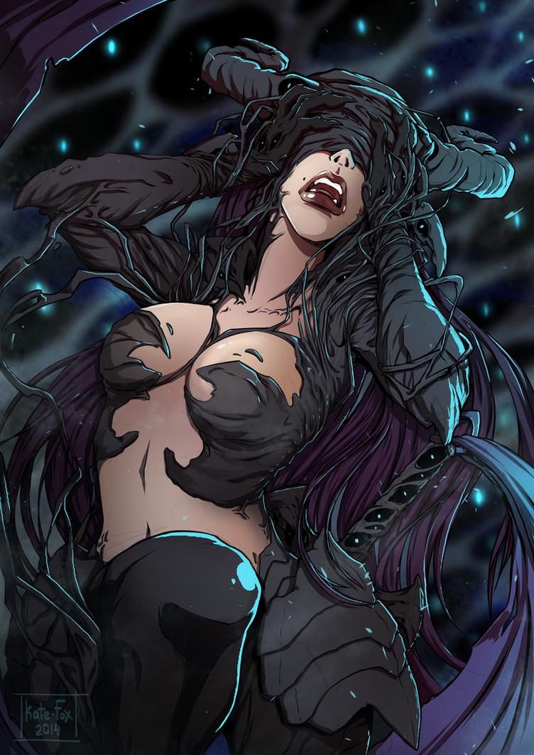 Slumberworlds: Fallen knight 2 by Kate-FoX