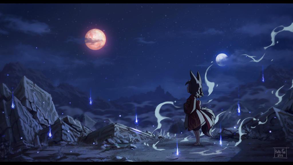 moonlight wallpaper hd
