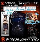Patreon rewards #6