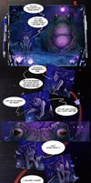 Moleskine: Magical pond (comics)