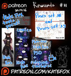 Patreon rewards #11