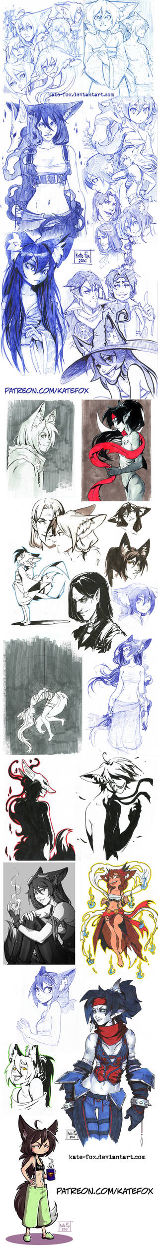 Sketches 15-16 by Kate-FoX