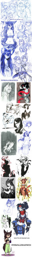 Sketches 15-16