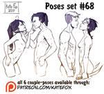 Pose study 68