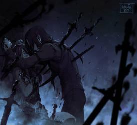 Rain of swords