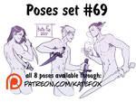 Pose study 69
