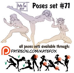 Pose study 71