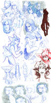 Sketches 17 by Kate-FoX