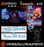 Patreon rewards #35