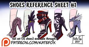 Shoes set 1