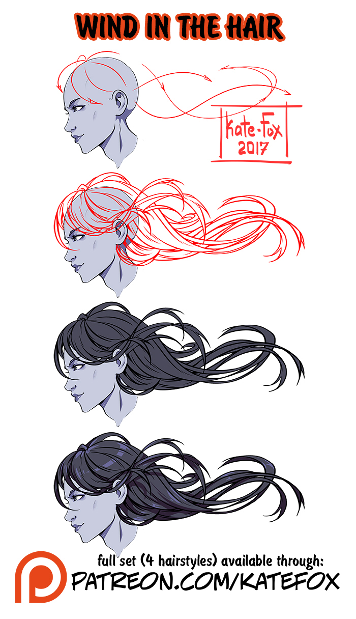 Wind in the hair ref set