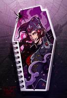 MM: Widowmaker by Kate-FoX