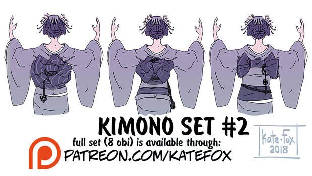 Kimono set #2