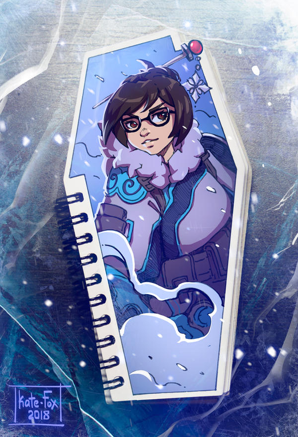 MM: Mei by Kate-FoX