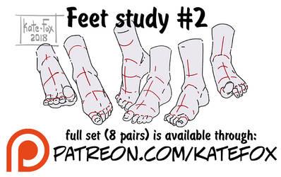 Feet study 2