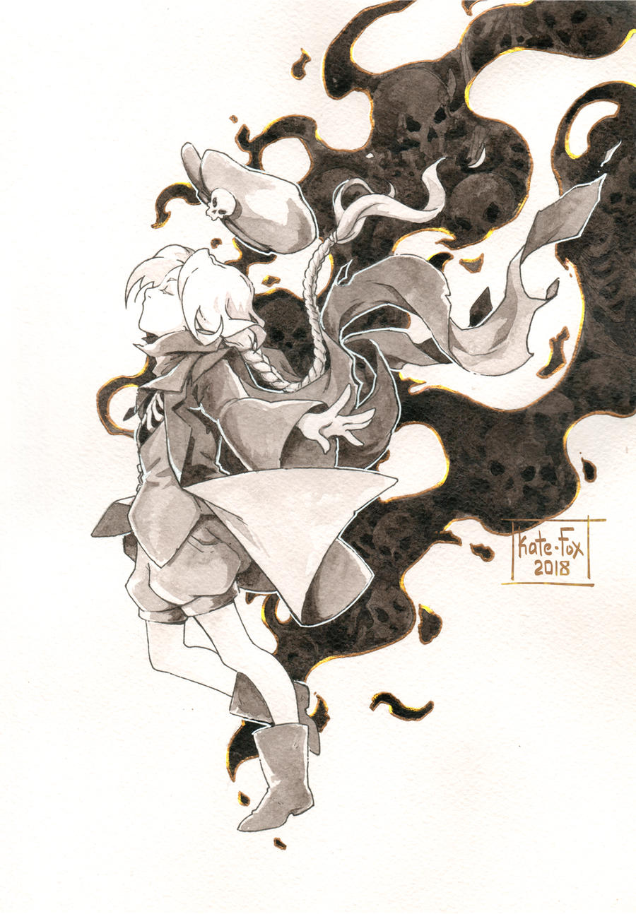 Helga by Kate-FoX