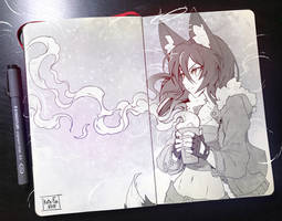 Coffee by Kate-FoX