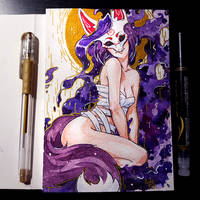 Watercolor Trix