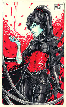 Black widowmaker