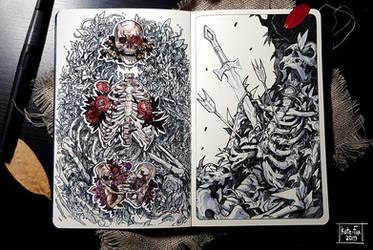 Bones by Kate-FoX