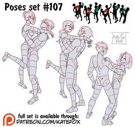 Pose study 107