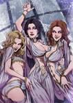 Dracula's Brides. by Kate-FoX