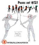 Pose study 121