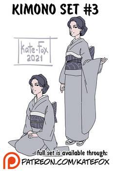 Kimono set 3