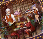 Claus cafe