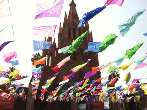 Dia de los Muertos 2012 in San Miguel de Allende