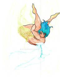 14- Falling Angel