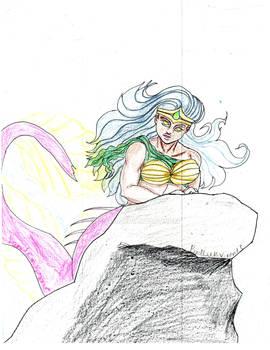 16- Queen of the Sea