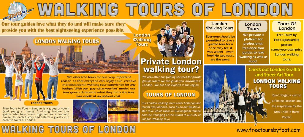 Walking Tours Of London by walkingoflondon