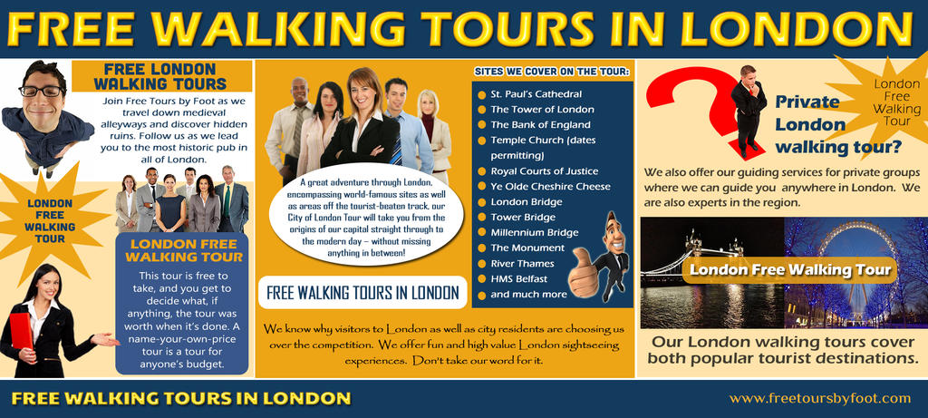 Free Walking Tours in London by walkingoflondon