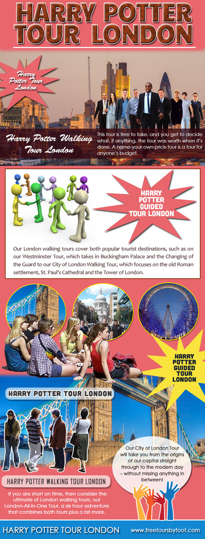 Harry Potter Tour London by walkingoflondon