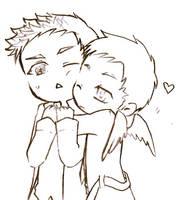 Hug by ILsama