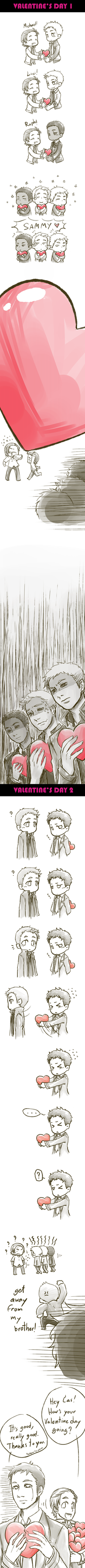 VALENTINE'S DAY by ILsama