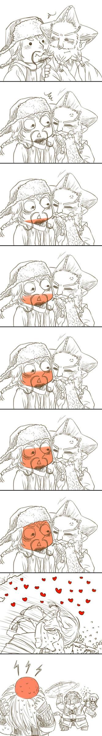 Beard and Braid by ILsama