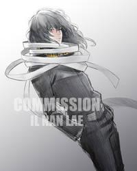 [COMMISSION] - Aizawa Shouta by ILsama