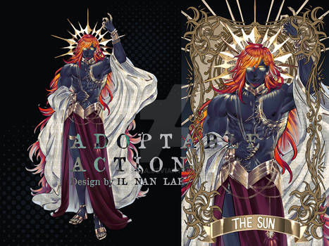 - [CLOSED] - Adopt Auction #05 The sun
