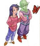DB Z - Piccolo's Friend