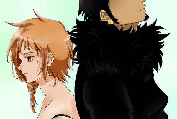 One Piece OC: Law x Adonis by Fatenight