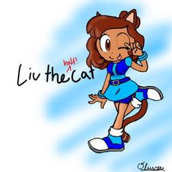 Liv! by KirbyKandyKarly