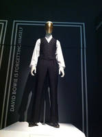 David Bowie Is - exhibition, Thin White Duke 1976