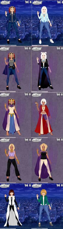 Yu-Gi-Oh! Characters