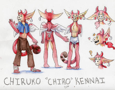 Chiruko Kennai