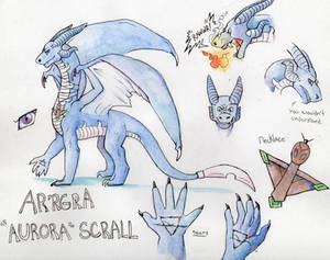 Aurora Scrall