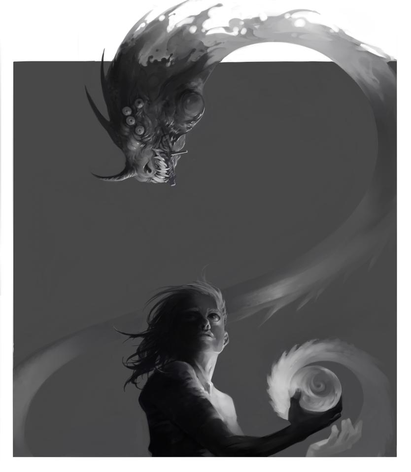 Serpent Summon by OptionalTypo