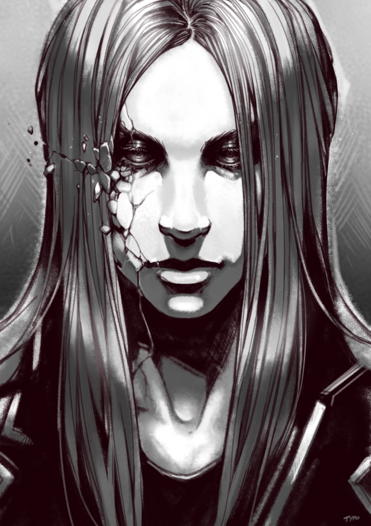 Sephiroth by OptionalTypo
